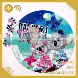 Hot selling plastic puzzle ball sliding 3d puzzle pop out world