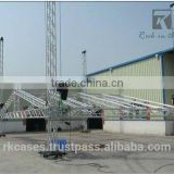stage lighting truss of lighting truss aluminium lift tower