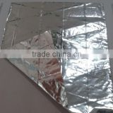 non combustible aluminium foil roof insulation for building energy keeping