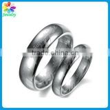 Tungsten Couple Love Stainless Steel Color Ring Letters Alphabet Religion Logo Engraved couples infinity ring