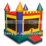 PVC inflatable bouncer for sale, outdoor giant inflatable water slide for adult, cheap bouncy castle prices