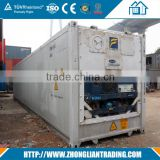 60% Newly Second Hand reefer container for Sale                                                                         Quality Choice