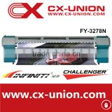 Guangzhou Supplier Outdoor Paneflex Digital Printer Machine FY-3278N Challenger Vinyl Plotter machine