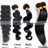 made in china human hair extension free sample