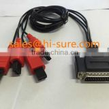 DB25P to Injection nozzle cable for Gasoline Car