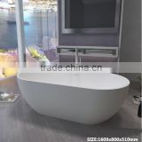 Mini Sizes Solid Surface Freestanding Bathtub, Freestanding Bathtub,artificial stone bath tub