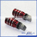 SCL-2014120034 top quality CNC rear motorcycle foot pegs