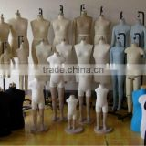professional tailoring dummy or mannequin for tailors or dressmaker to make and fit clothes
