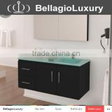 2015 New Deisgn Vanity, Glass basin bathroom cabinet, bathroom furniture