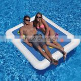 New design Giant Inflatable Smartphone swimming Pool Float inflatable floating tent bed mattress