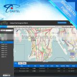 Gps bus tracking system