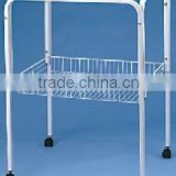outdoor wire bird cage display stand
