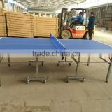 Professional outdoor table tennis manufacturer in China Ping pong table for sale
