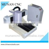 Metal Lathe Bed Precisive Positioning Movable Gantry Economic Small-size Desktop 3D PCB CNC Drilling Machine MN-3030