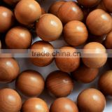 carving japa-mala bead/prayer necklace meditation mala/sandalwood beads