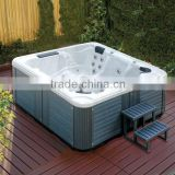 6 Person Deluxe Balboa System America Acrylic Hot Tub Outdoor Swim SPA /Party Bathtub