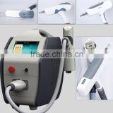 Facial or Boay Pain free sunburn, age, coffee spots Q-Switched ND Yag Laser Removal Device