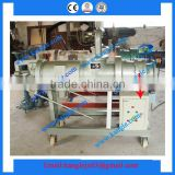 6-12m3/h Stainless steel cow manure dewater machine/used screw press cow manure dewater machine