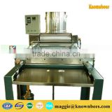 170*750mm roller The new hot sale automatic beeswax coining mill machine