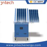 hot sale! 1000W/3000W mobile solar off-grid generating system for outdoor and indoor lighting