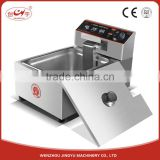 Chuangyu Alibaba China Hot Products Automatic Temperature Control Electric Fryer With Stainless Steel Basket