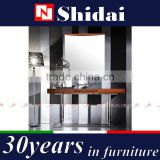 modern console table / antique console table / stainless steel console table E-162