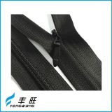 Perfect quality cheap price invisible zipper long chain zippers