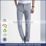 custom made business men casual pants, fashion big size loose business youth trousers in summer