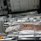 Metal Scrap Aluminium Stock 6063 in Hong Kong scrap shredded aluminum