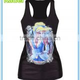 wholesale bodybuilding stringer tank top for ladies