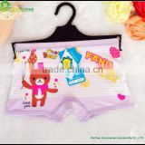 Hot selling kids underwear for girls cute bear Cotton Kids Underwear For Girls GVFR0016