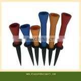 58mm unique rubber golf tees