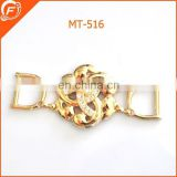 fashion women luggage buckle for accessories decoration