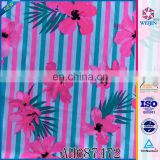 New Wholesale Nylon Ripstop Floral Print Fabric