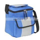 Top cooler bag with cup holder cooling bag