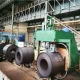 Coil Circuit Strapping Automatic Sealless Joint Steel Bundling Machinery
