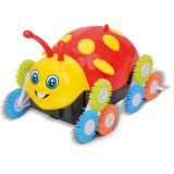 electric tip lorry stunt car ladybird