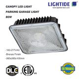 Lightide LED Canopy Light, ETL_cETL_DLC, 80W