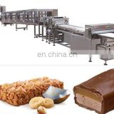 High Quality Best Price oatmeal chocolate machine / snickers chocolates cereal bar making machine
