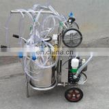 high performance goat milking machine/goat milker with lowest price