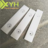 White Sail Steel Sculpture Wear Resistance Plate