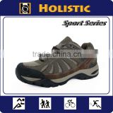 Durable low cut mens waterproof hiking shoes