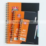 eco-friendly bulk spiral notebook