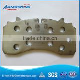 Good wear-resistance china factory brake pad back plate