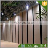 Wooden sound proof folding partition walls