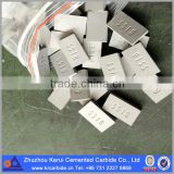 Carbide Segments for granite cutting mining tools                                                                         Quality Choice