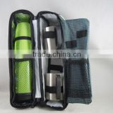 manufactured 500ml vacuum flask and 350ml auto mug travel set