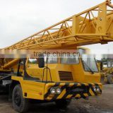 Construction machinery XCMG 25T heavy lift crane