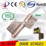 Aluminum Alloy Soft-closing Hydraulic KFC Door Hinge Door ZL-2012-38 Closer Hinge Flag Hinge