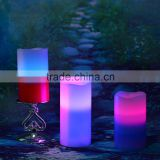 led birthday cake candles flameless pillar candles